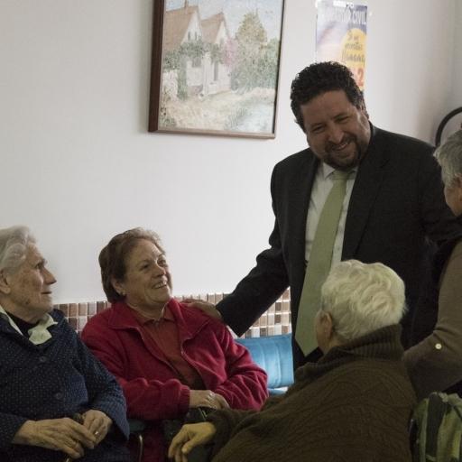 Diputación invierte 200.000 euros en mejorar de los clubes de personas mayores