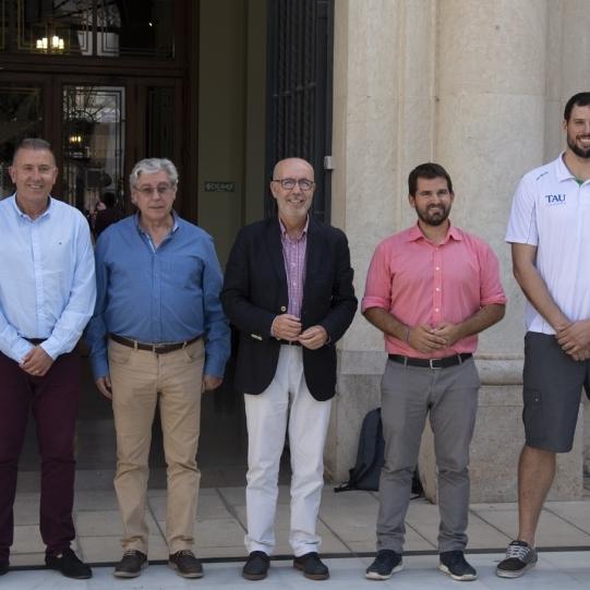 Diputación trae a Castellón el mejor baloncesto de España
