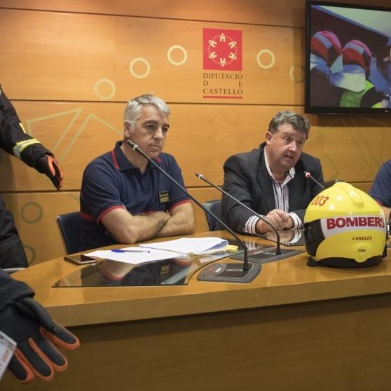 Diputación abre ya la inscripción para el congreso de emergencias