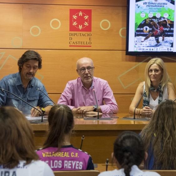 El Trofeo Pablo Herrera atraerá a 420 jugadores de toda España