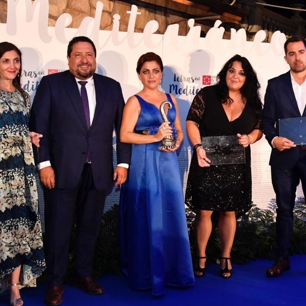Moliner refuerza los galardones Letras del Mediterráneo