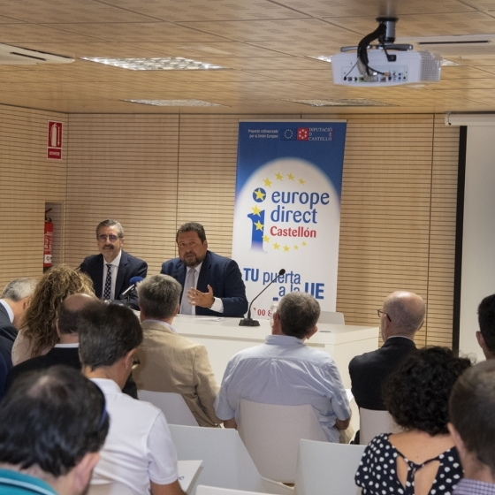 Diputación trae nuevas oportunidades europeas para reforzar la seguridad de la provincia