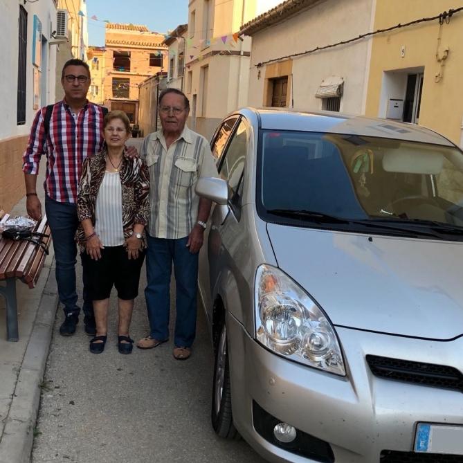 El Transporte Rural con Fines Médicos de la Diputación ya funciona