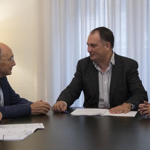Diputación refuerza su apoyo a Qualicer como principal fuente de conocimiento cerámico
