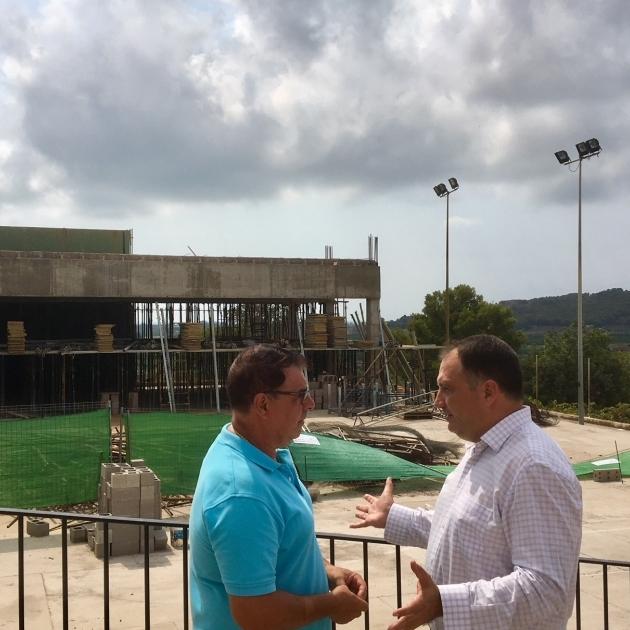 Diputación logra el respaldo de arquitectos e ingenieros de la provincia
