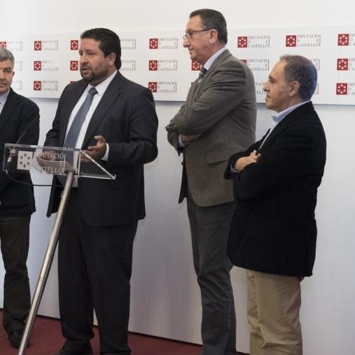 Diputación premia la innovación del producto cerámico castellonense