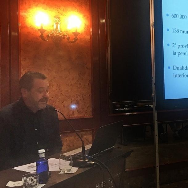 Diputación expone en la FEMP su trabajo de conservación de la naturaleza