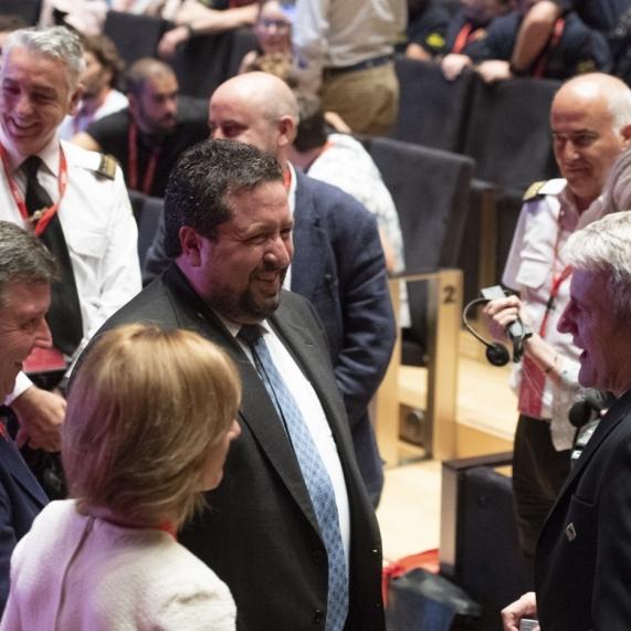 Moliner anuncia la continuïtat del CIRE després de concloure amb un èxit sense precedents