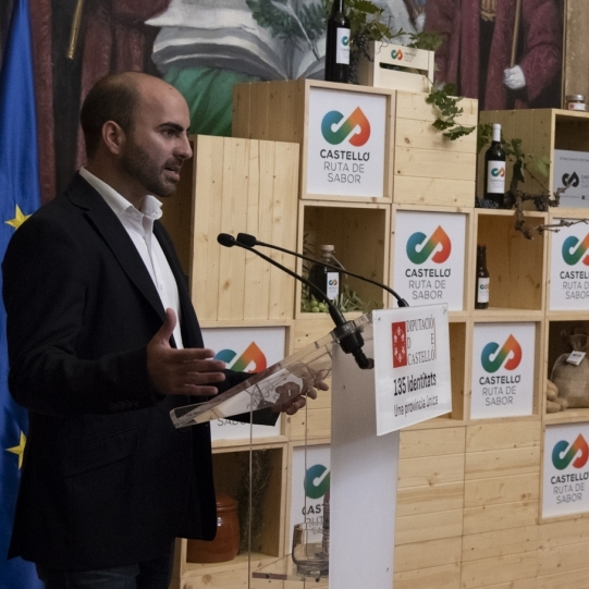 'Gastromapa Castelló Ruta de Sabor' como herramienta de promoción turística para los pueblos