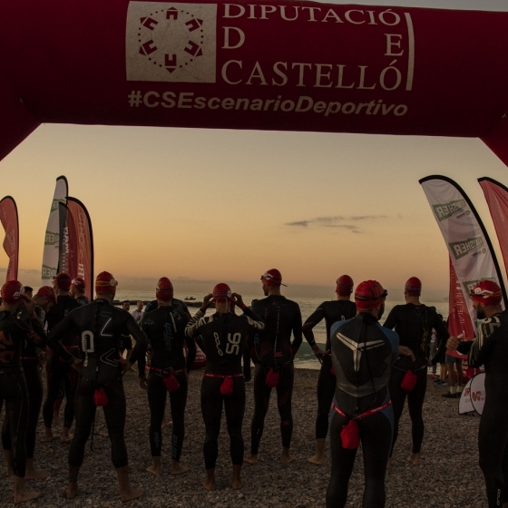 Cap de setmana de competicions amb 'Castelló Escenari Esportiu'