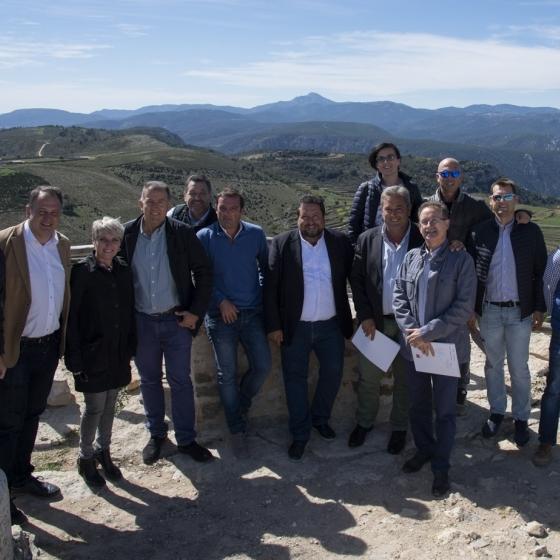 Moliner reuneix el Govern a Culla per dissenyar l'estratègia per a l'exercici 2019