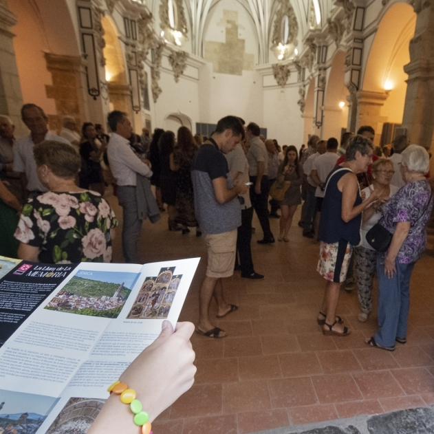 La Diputació consolida la Llum de la Memòria com un gran reclam turístic a l'interior