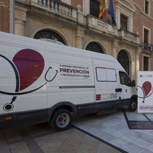 Diputación incorpora 'Salut al Poble' a su programa Repoblem
