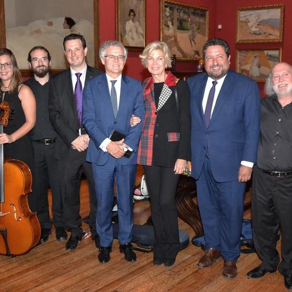 Diputació i la Fundació Caixa Castelló impulsen el talent dels jóvens músics castellonencs