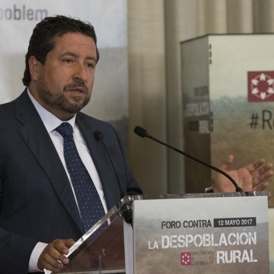 Moliner exporta su modelo de gestión en la Diputación