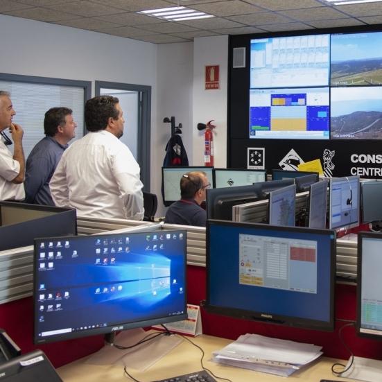 Diputació activa el dispositiu provincial d'emergències per previndre la gota freda