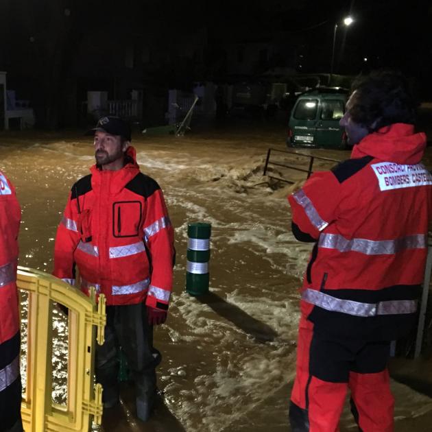 El Consorci Provincial de Bombers de la Diputació ha atés 275 situacions d'emergència