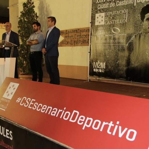 Diputación impulsa la XXXV Media Maratón de Castellón