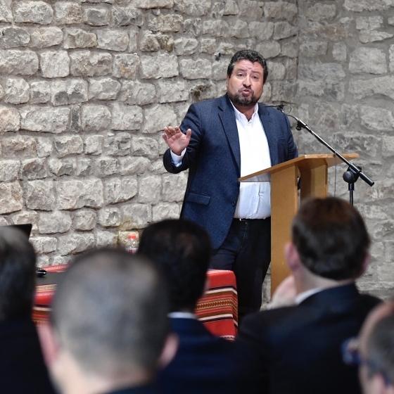 Moliner participa en Morella en el IV Congreso esMontaña