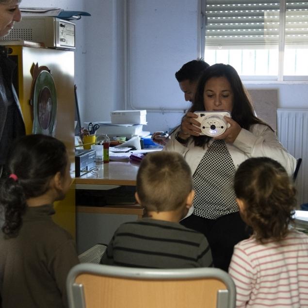 Diputación hace revisiones oculares a niños de cerca de 40 municipios del interior