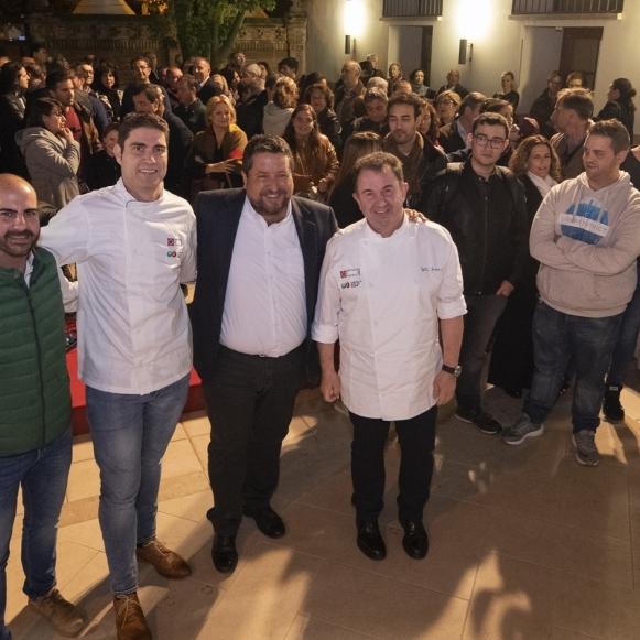 """Berasategui: """"Es fundamental que productores y cocineros vayamos de la mano"""""""