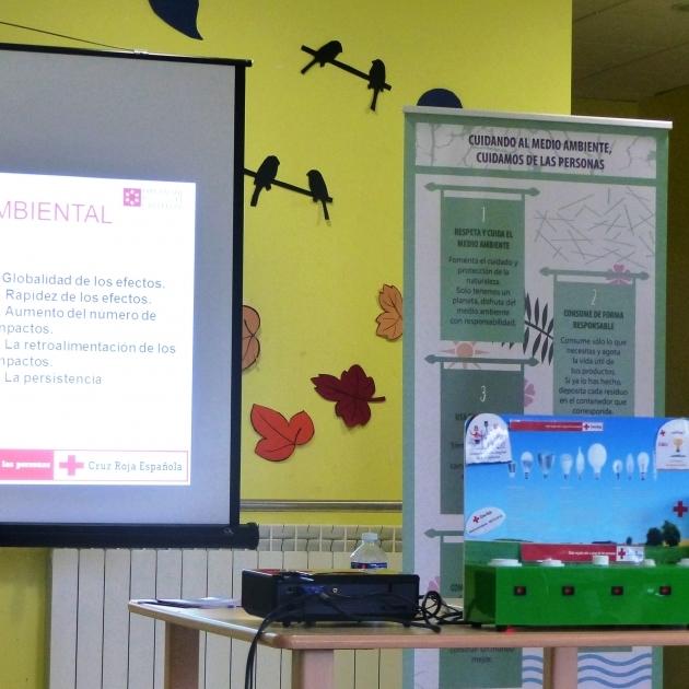 Diputación y Cruz Roja actúan contra la pobreza energética en los municipios del interior
