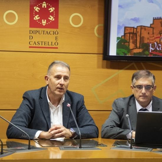 Diputació promou el turisme escolar en el Castell de Penísco