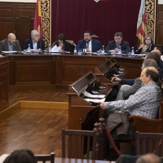 Diputación aumenta un 4,6% el presupuesto de bomberos