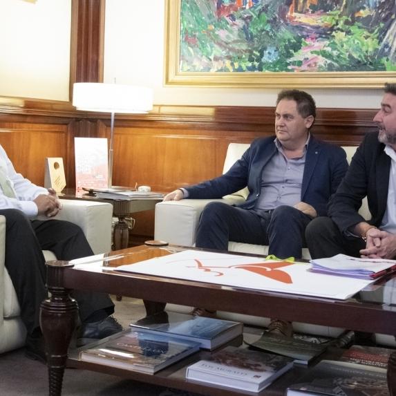 """Moliner: """"Amb l'augment de trens a Vinaròs igualem oportunitats a la província"""""""