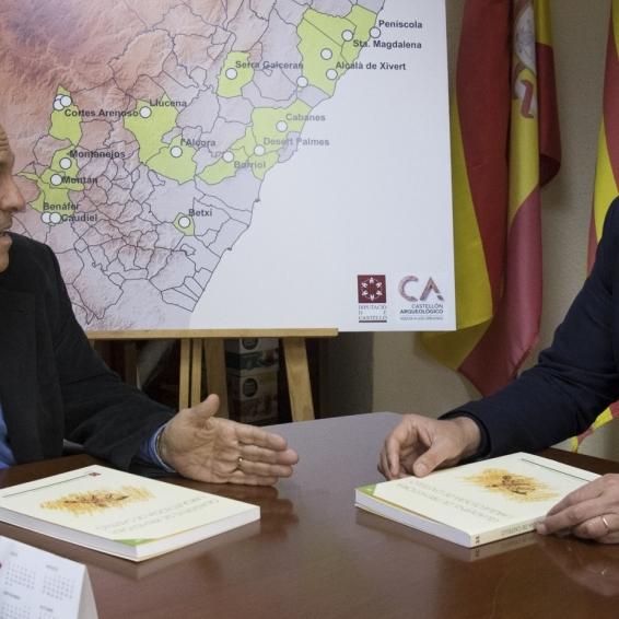 Diputación prepara unas jornadas abiertas para explicar los avances arqueológicos