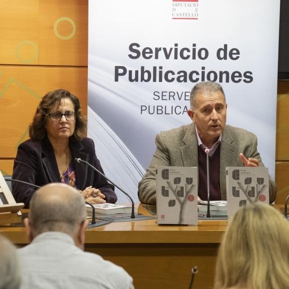 La Diputación presenta un nuevo número de la revista 'Estudis Castellonencs'