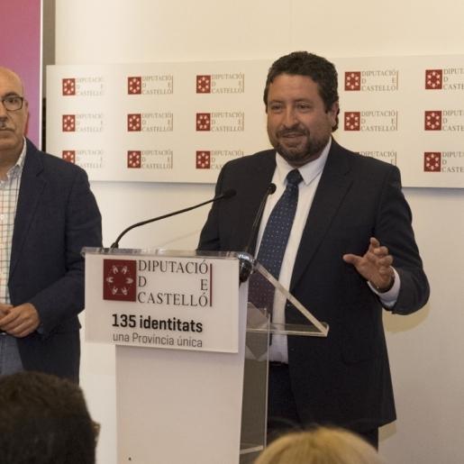 Diputación aprobará mejoras laborales de sus trabajadores para reconocer su esfuerzo