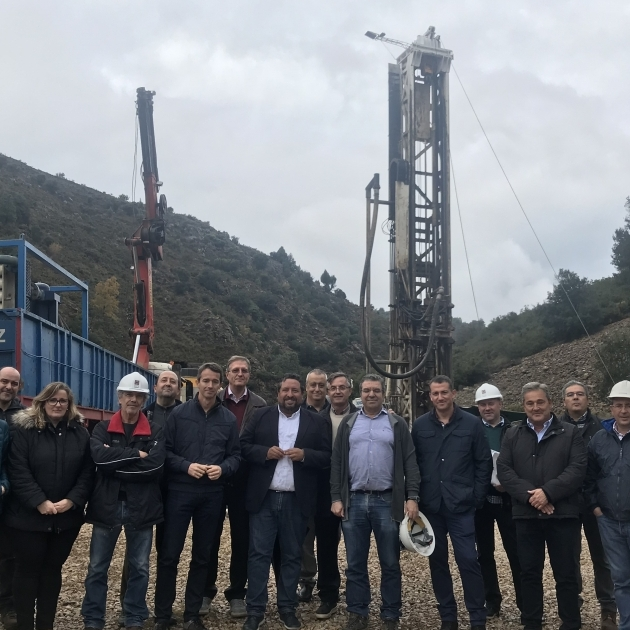 Diputació garanteix el subministrament d'aigua a Vilafranca i Benassal