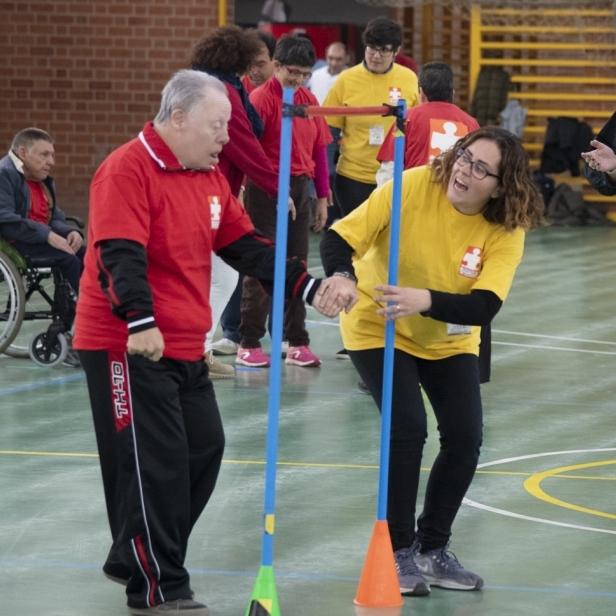 Diputación promueve la igualdad en las XIX Jornadas Provinciales de Deporte Adaptado de AFANÍAS