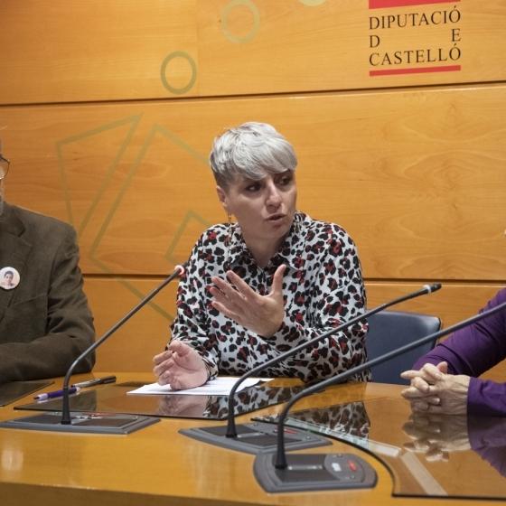 Diputación aúna esfuerzos con familiares de víctimas y profesionales contra la violencia de género
