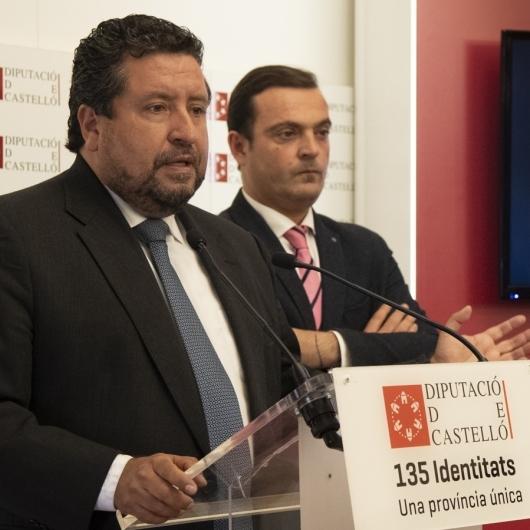 Diputació invertirà 1,8 milions per a impulsar el Castell de Peníscola
