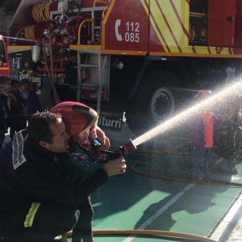 La V 'Semana de la Prevención de Incendios' de la Diputación es la más participativa