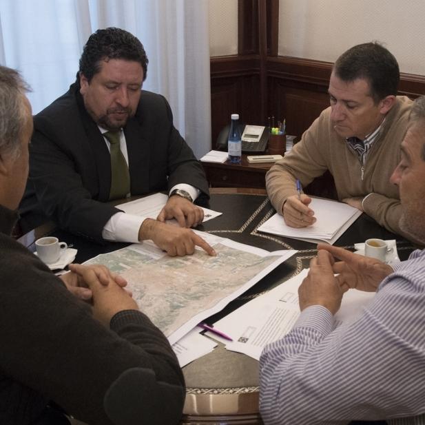 El Plan de Seguridad Vial de la Diputación incide en la mejora de las travesías