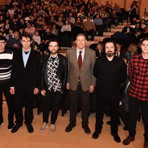 El curtmetratge 'Lazos' triomfa en el VI Festival Provincial de Curtmetratges 'Curtmetrant'