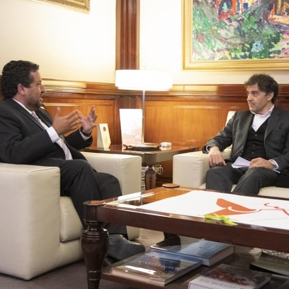 La Diputació coordina amb la Generalitat la promoció turística de la província