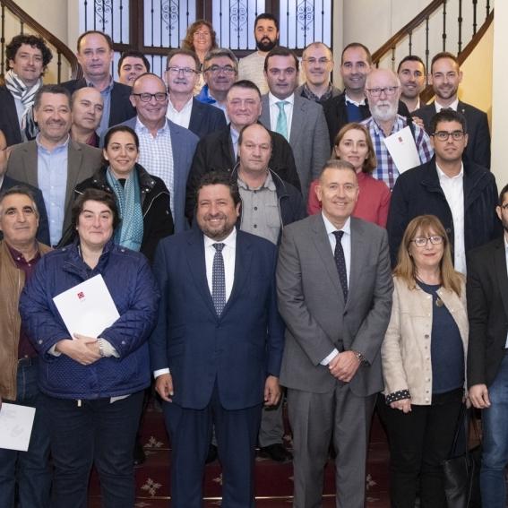La Diputación consolida su liderazgo en la recuperación y puesta en valor del patrimonio