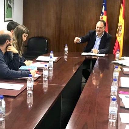 Diputació prepara amb el suport de més de 20 ajuntaments la participació en Cevisama