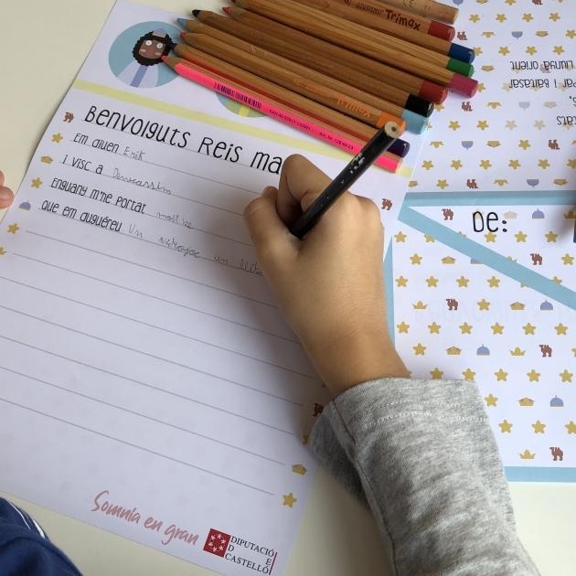 Diputació garanteix amb les cartes als Reis Mags que cap xiquet es quede sense joguets