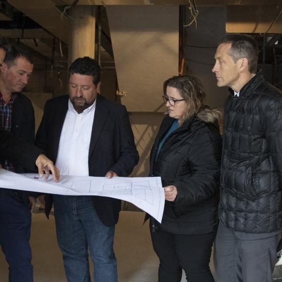 Diputació dóna un impuls als treballs del Centre Cultural de Benassal