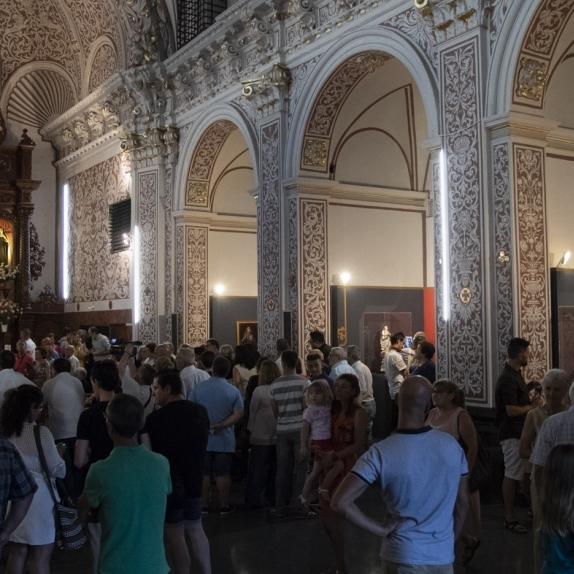 L'exposició La Llum de la Memòria aconsegueix el rècord de 35.579 visitants