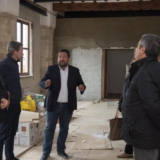 Diputació crea el Centre d'Interpretació de Recursos Turístics de Vilafranca