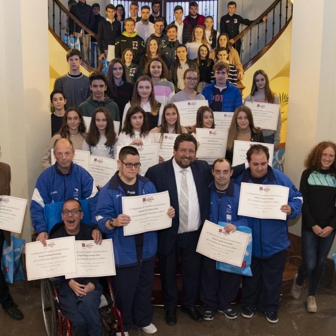 Laia Cañes exalça la promoció esportiva del Govern provincial amb Castelló Escenari Esportiu