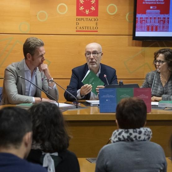Diputación impulsa la administración electrónica en los ayuntamientos