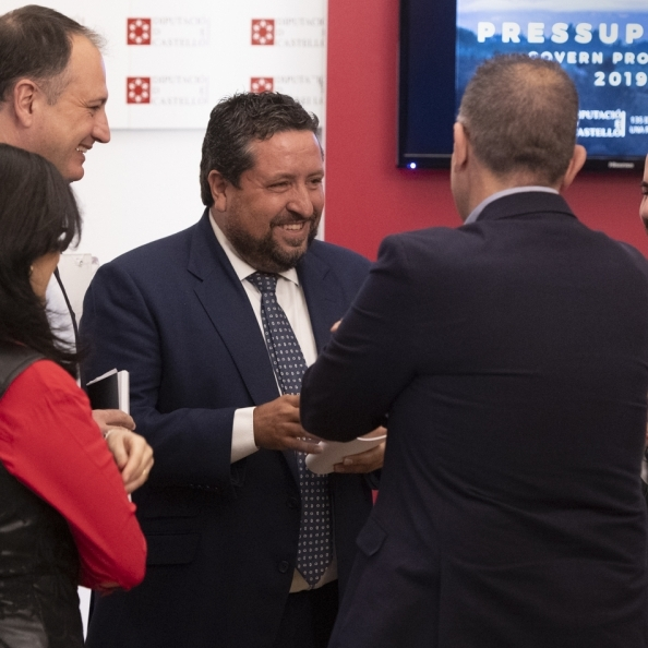 El próximo Pleno confirmará el mayor plan inversor de la historia de la Diputación