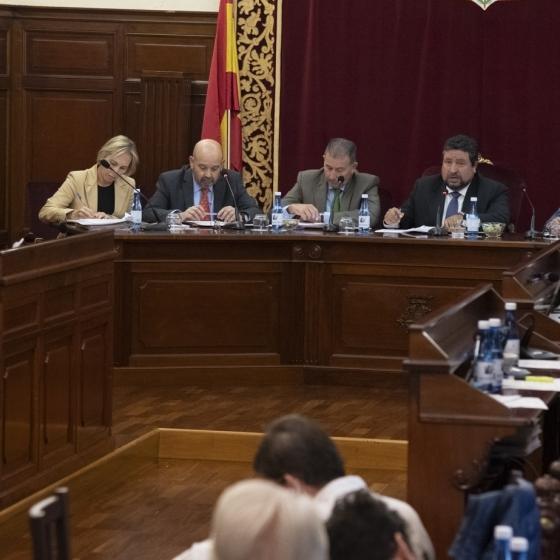 Diputación instará a Generalitat a desbloquear el convenio del Hospital Provincial